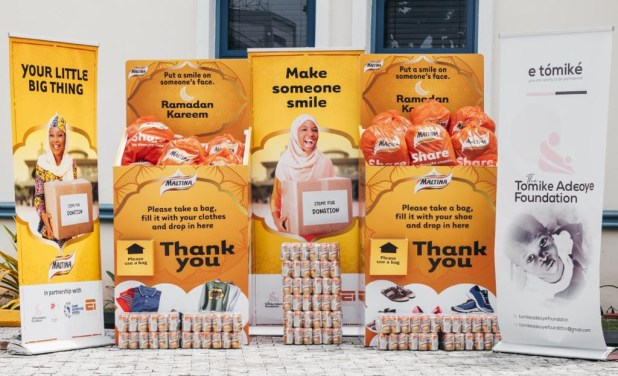 Maltina Cares - reaching out to 300+ communities with Iftar Packages during the just-concluded Ramadan campaign