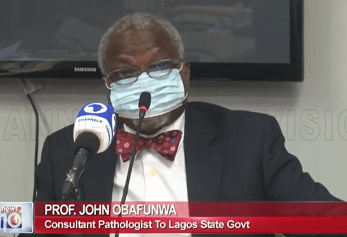 #EndSARS: 99 corpses were deposited at the mortuary, three were from Lekki toll gate ? Pathologist tells judicial panel