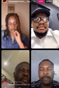 That you?re a businessman shouldn?t make you heartless - Rapper Ruggedman  tackles former presidential aspirant, Adamu Garba over comment on Twitter ban (video)