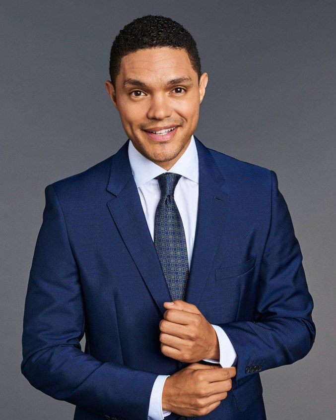 African Presidents will always remind the world what a real dictator looks like - Comedian Trevor Noah mocks President Buhari over Twitter ban
