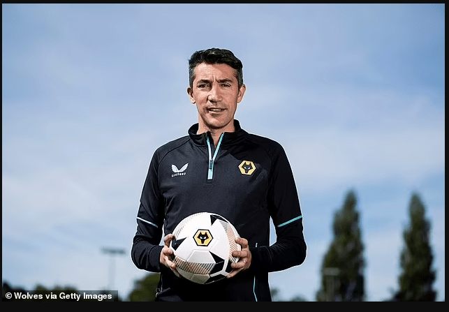 Wolves confirm Bruno Lage as their new boss on a three-year deal