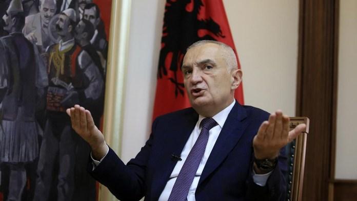 Albanian President Ilir Meta impeached for violating constitution
