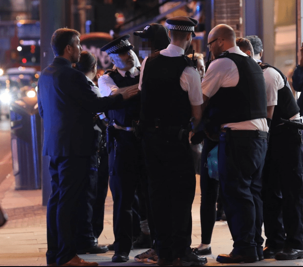 Seven arrested after a teenage boy is stabbed to death