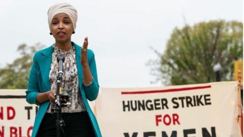 US lawmaker Ilhan Omar defends herself after she