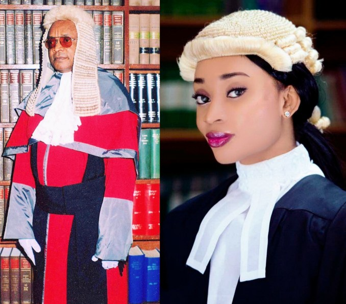 Daughter of the late Enugu State Chief Judge, Dr Cynthia Chisom Umezulike, writes a very heart-touching memorial tribute