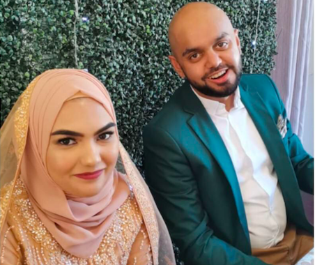 Couple electrocuted a day after returning from honeymoon