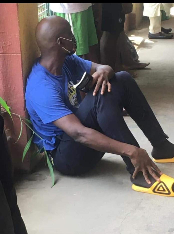 Photos of Baba Ijesha in court today