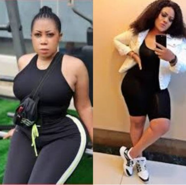 Nkechi Blessing reacts in disbelief as Moyo Lawal insists she has been celibate