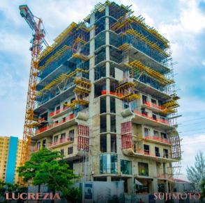 TheTallest Most Sophisticated Building in Banana Island-LucreziaBySujimoto