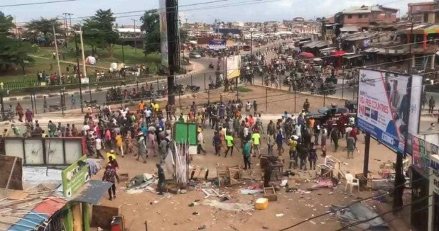 Man shot dead after making withdrawals from an ATM in Ibadan