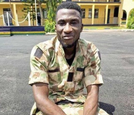 Ex-soldier who fled North-East arrested for aiding jailbreak in Imo (photo)