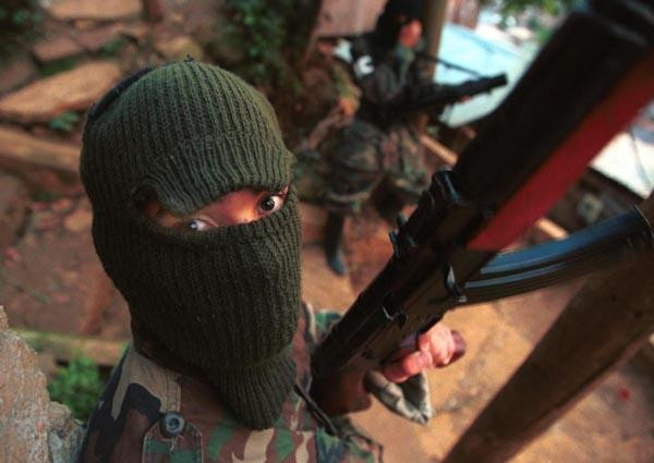 Child soldiers kill at least 138 people in Burkina Faso