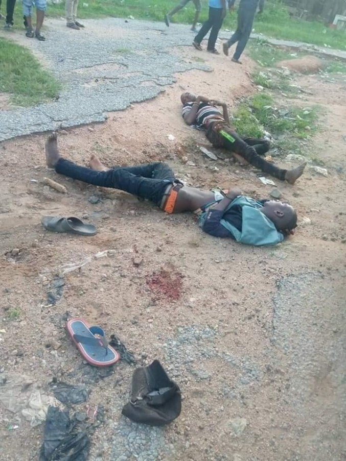 Two notorious kidnappers arrested after gun battle with vigilantes and hunters in Kogi