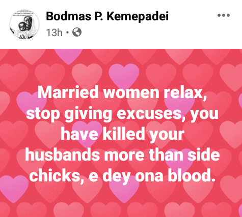 Super TV CEO murder: Cheating, increase in sex drive and death are resultant effects of monogamy - Bayelsa Governor's media aide advocates for polygamy