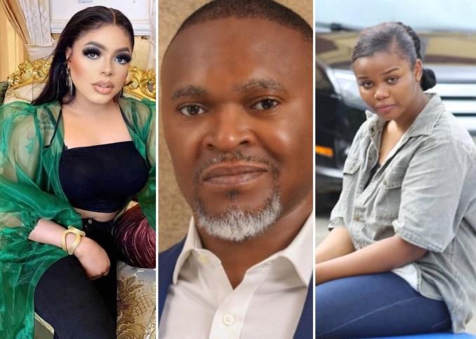 Chidinma Ojukwu needs hot slap she should have kept SuperTV CEO Usifo Ataga to herself - Bobrisky slams murder suspect