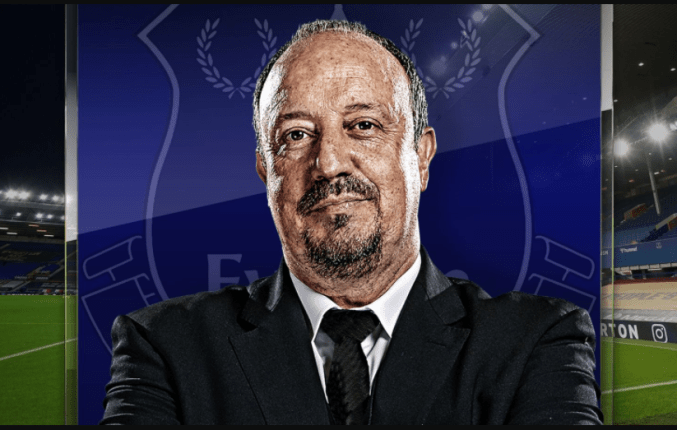 Rafa Benitez set to sign historic deal to become Everton's new manager this week
