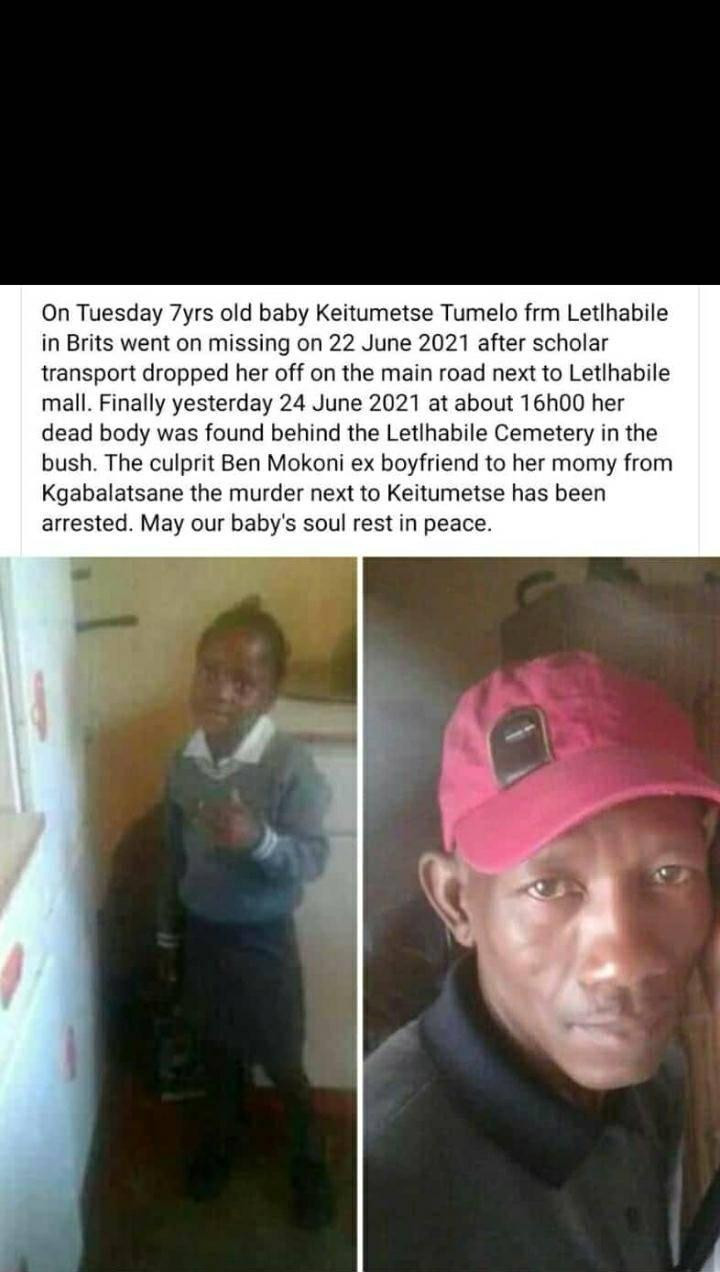 Man kidnaps and kills his ex-girlfriend