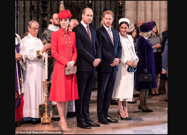 Royal fans slam Prince William for allegedly calling Meghan Markle ?that bloody woman?