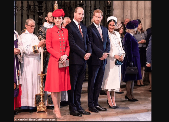 Royal fans slam Prince William for allegedly calling Meghan Markle 'that bloody woman'