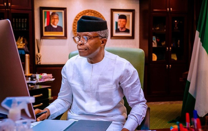 FG will tax profits made by global tech giants with significant economic presence in the country ? Osinbajo