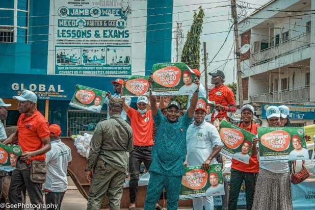 Governor Hope Uzodinma and his N4B Youth Empowerment Program - A Stitch in Time - Chikezie Onuigbo (Mnsi)