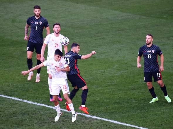 EURO 2020: Spain beat Croatia to reach quarterfinals in eight goal thriller