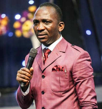 Kidnappers disguised as a bishop and a military man stormed Dunamis to trick me — Pastor Enenche