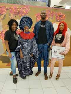 Mykmary Fashion Set To Honour Chief Nike Davies Okundaye With Lifetime Achievement Award