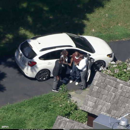 Video shows Bill Cosby arriving home from prison after sex conviction is thrown out