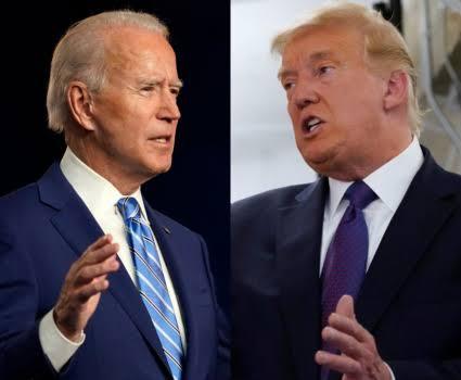 """A disgrace"" - Trump blasts Joe Biden for reversing his border security policies"