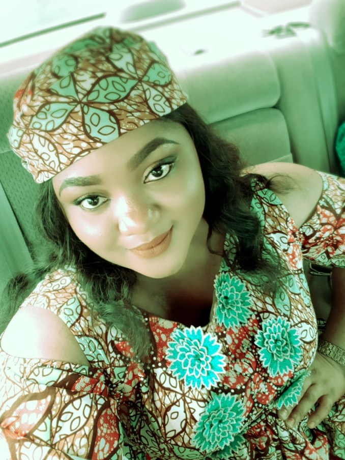 """""""I was a perfect, healthy and beautiful kid until a nurse injected me"""" - Physically challenged Nigerian pharmacist narrates how she became disabled"""