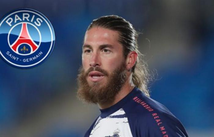 Sergio Ramos 'agrees two-year contract with PSG after leaving Real Madrid  on a free