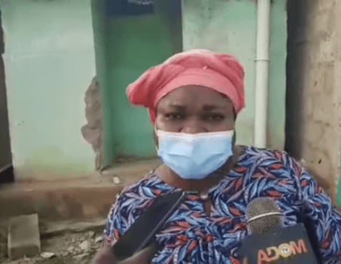 Woman, 34, found dead in toilet at prayer camp in Ghana (video)
