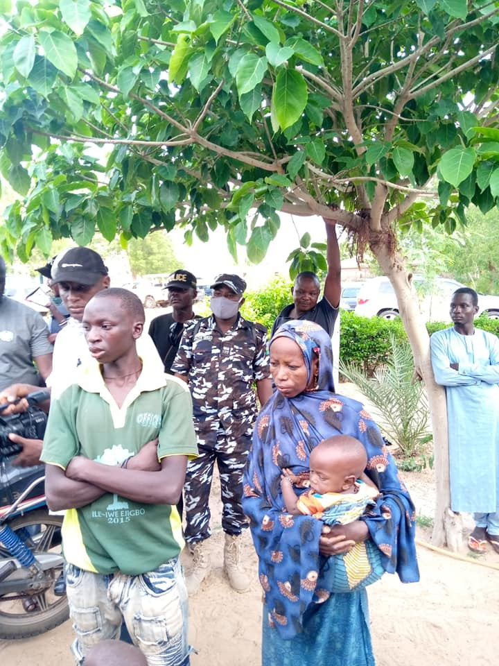 Police kill notorious bandit leader in Katsina, rescue kidnapped 80-year-old woman
