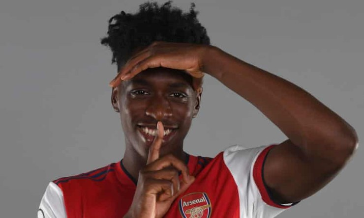 Arsenal announce second signing of the summer, Albert Sambi Lokonga from?Anderlecht