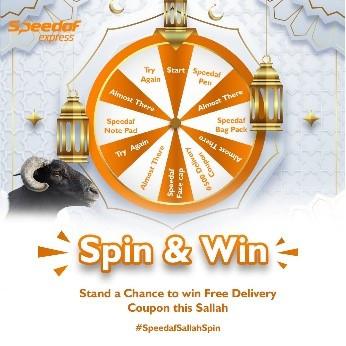 Happy Sallah from Speedaf Express