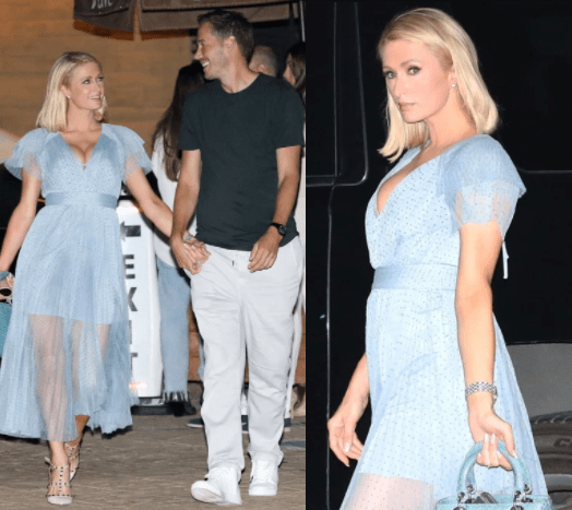 Paris Hilton expecting first child with fiance Carter Reum