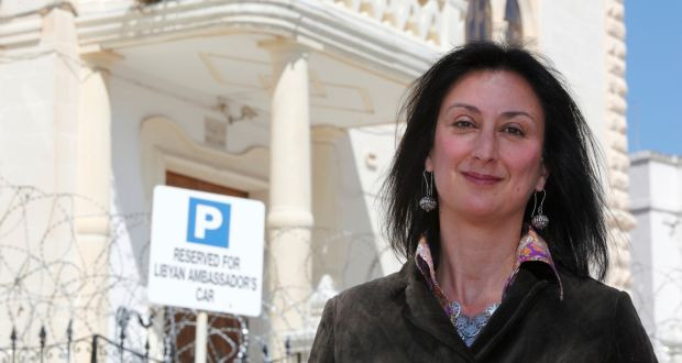 Malta government bears responsibility for journalist?s murder, inquiry finds
