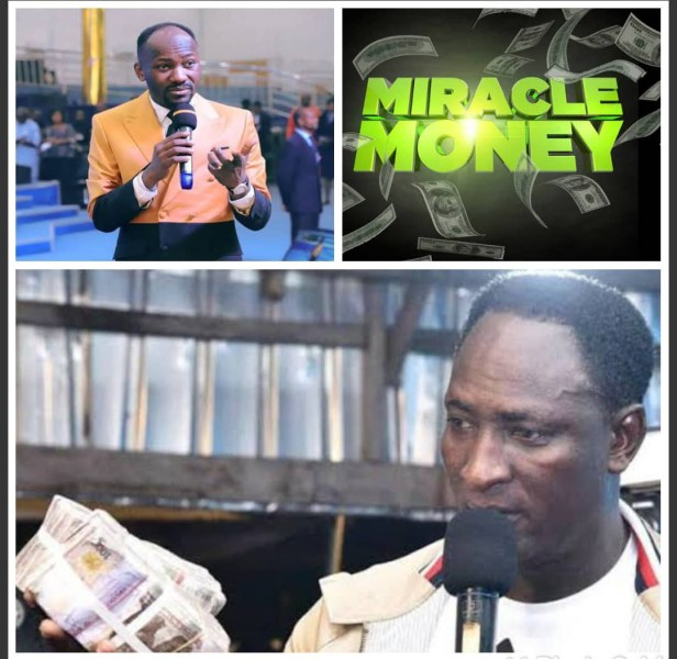 Miracle money is real, Jesus started it. Leave Apostle Johnson Suleman alone, Prophet Jeremiah Fufeyin tells critics
