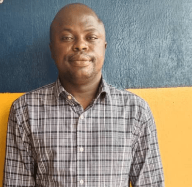 College admin staff arrested for allegedly raping student (photo)