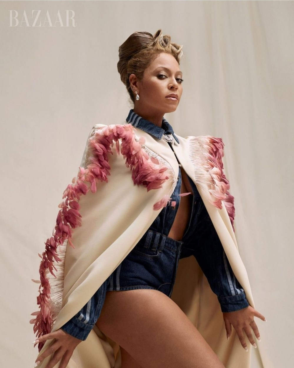 Beyonce opens up on why she