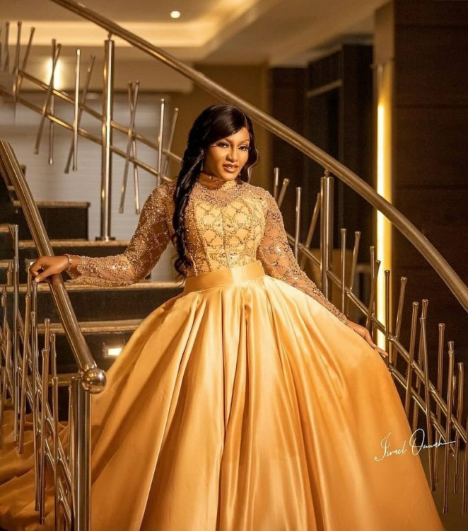 Actress Queen Nwokoye releases stunning new photos as she turns a year older