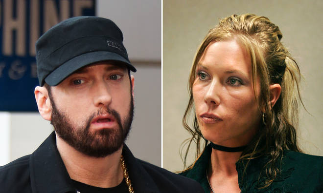 Eminem's ex-wife Kim Scott 'hospitalised following a suicide attempt'