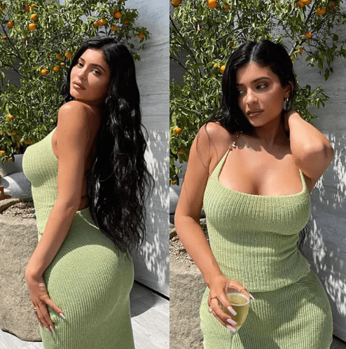 Pregnancy speculations trail Kylie Jenner after fans spot