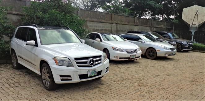 EFCC arrests 42 suspected internet fraudsters in Awka and Enugu (photos)