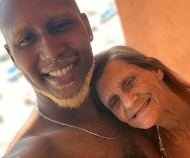 Grandmother, 61, engaged to 24-year-old boyfriend