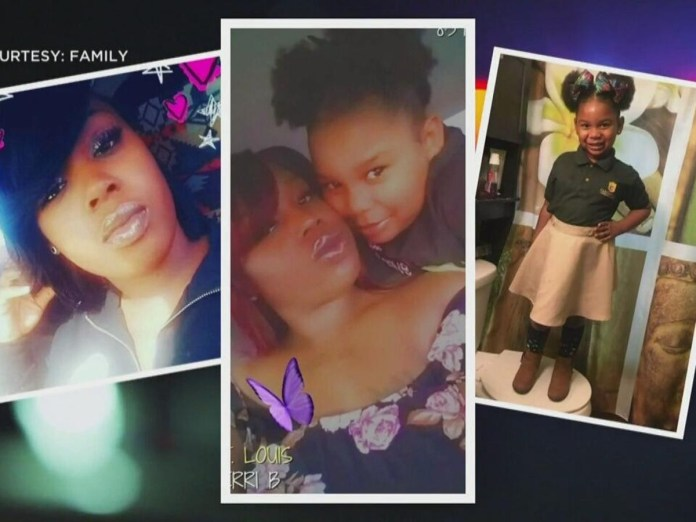 8 year old girl and her mother found deadinside their home