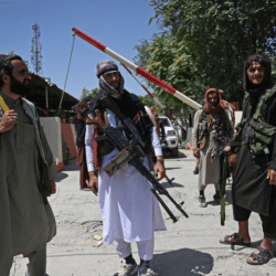 Taliban Announces 'Amnesty,' Urges Women To Join Government