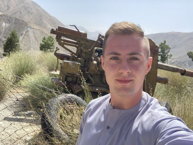 Update: British student stuck in Afghanistan on holiday evacuated to safety