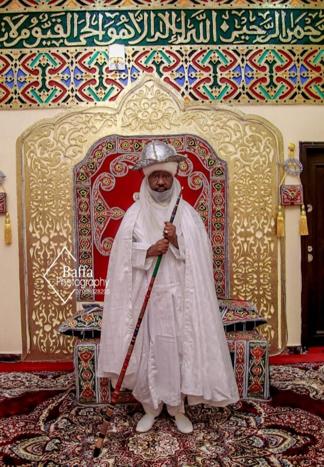I would have loved for Zahra to finish school and live with me a little longer before getting married to Buhari?s son ? Emir of Bichi (video)